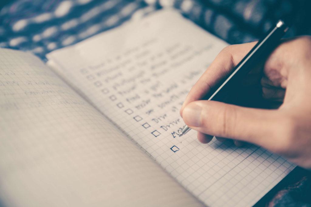 Questionnaires à remplir pour une meilleur évaluation des acouphènes